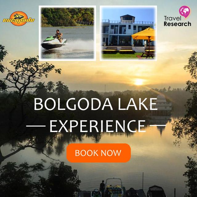 Bolgoda Lake Experience